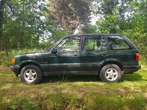 1998 Range Rover p38 dse only 43000 miles For Sale