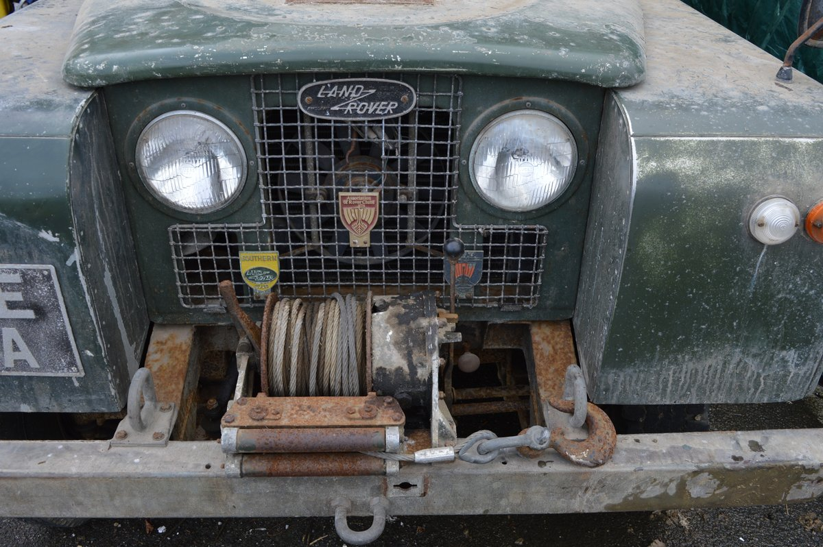 1963 Land Rover Series IIA For Auction Friday 12th For Sale by Auction (picture 6 of 6)