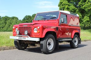 Land Rover Defender 90 Turbo 1991 - To be auctioned 26-07-19