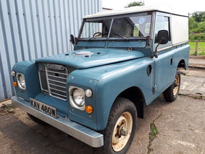 1980 Landrover  series 3 ** Petrol  ** Original Sales Invoice  For Sale