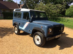 Land Rover Defender 200tdi. 1991. USA exportable.