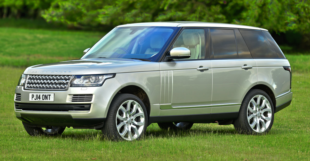 2014 Range Rover Vogue SE 4.4 SD For Sale (picture 1 of 6)