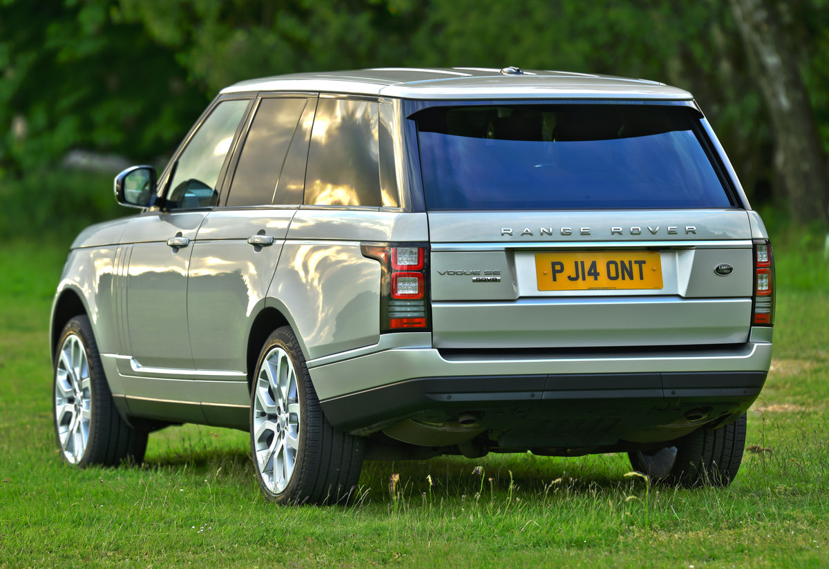 2014 Range Rover Vogue SE 4.4 SD For Sale (picture 4 of 6)
