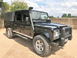 unique 1998 Defender 130 300tdi Doublecab Hicap automatic