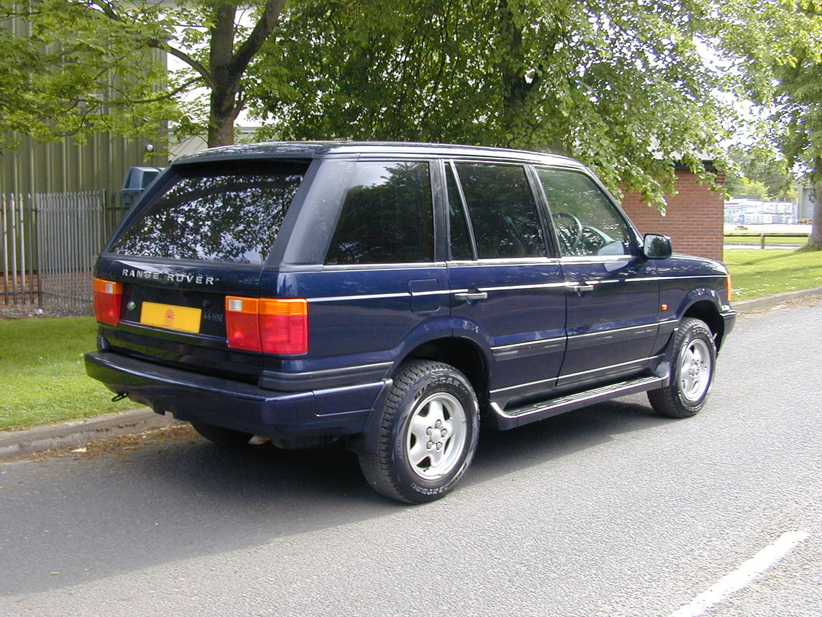 1998 RANGE ROVER P38 4.6 HSE RHD - COLLECTOR QUALITY! For Sale (picture 3 of 6)