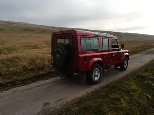 2006 Land Rover Defender County Station Wagon For Sale