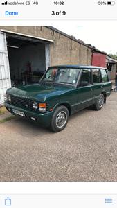 1993 Range Rover classic Brooklands