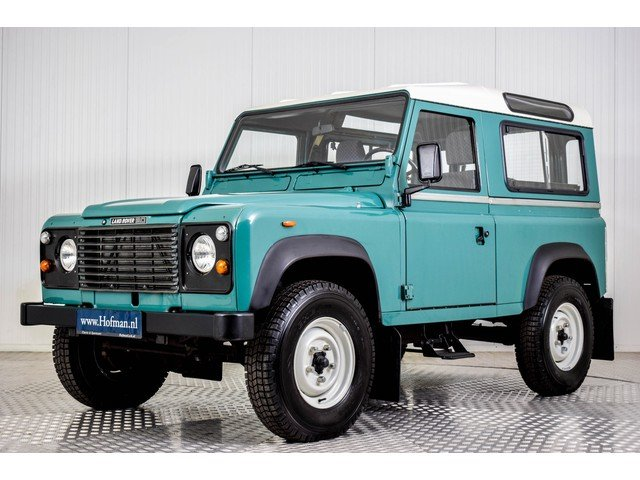 1986 Land Rover Defender 90 2.5 County Restored condition For Sale (picture 1 of 6)