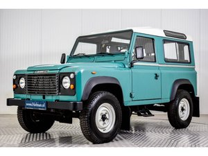 1986 Land Rover Defender 90 2.5 County Restored condition