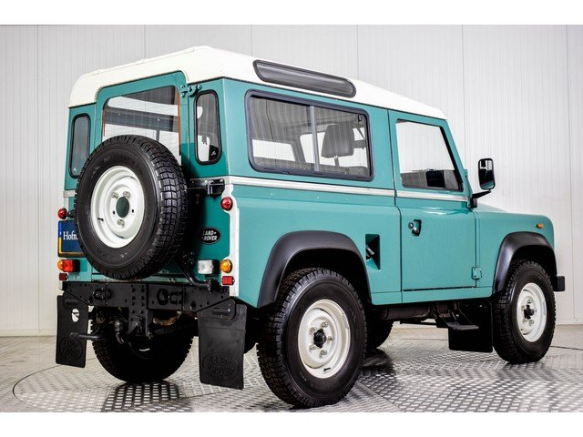 1986 Land Rover Defender 90 2.5 County Restored condition For Sale (picture 2 of 6)