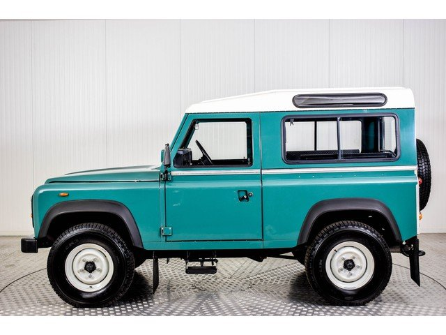 1986 Land Rover Defender 90 2.5 County Restored condition For Sale (picture 3 of 6)