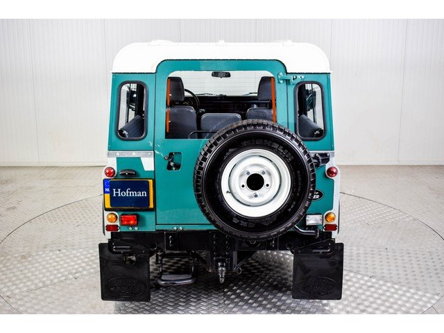 1986 Land Rover Defender 90 2.5 County Restored condition For Sale (picture 6 of 6)