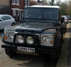 1993 Land Rover Defender 90 TDi For Sale