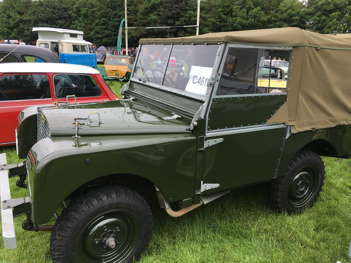 1949 Land Rover Series I 80 SOLD by Auction (picture 4 of 5)