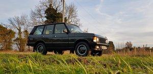1991 Range Rover Classic Vogue SE, 4.2 V8, Manual For Sale