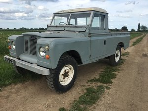"1969 Land Rover Series 2a 109"" Pick Up"