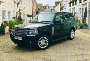 2010 Range Rover Vogue TDV8 Facelift For Sale