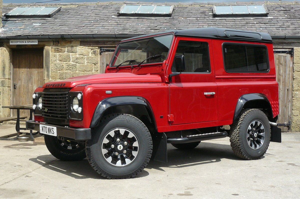 1994 DEFENDER 90 70TH ANNIVERSARY For Sale (picture 1 of 6)