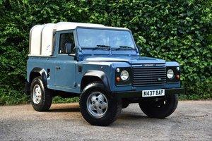 1994 Land Rover 90 Defender 300TDi at ACA 15th June  For Sale