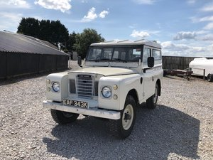 1971 Land Rover® Series 3 *MOT & Tax Exempt* (EAF) SOLD