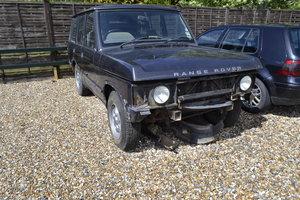 1994 Range Rover Vogue SE - unfinished project SOLD
