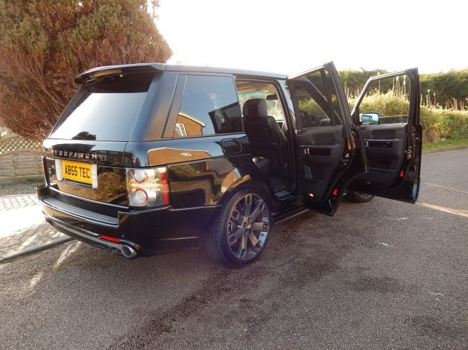2009 RANGE ROVER TDV8 TWIN TURBO OVERFINCH  Wanted (picture 2 of 6)