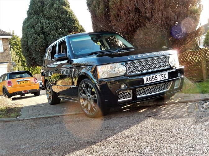 2009 RANGE ROVER TDV8 TWIN TURBO OVERFINCH  Wanted (picture 4 of 6)