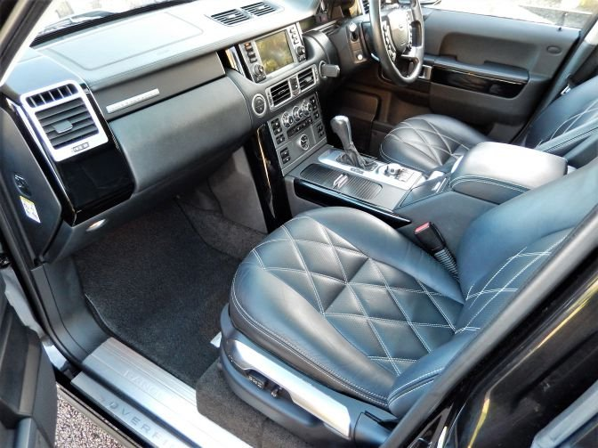 2009 RANGE ROVER TDV8 TWIN TURBO OVERFINCH  Wanted (picture 5 of 6)