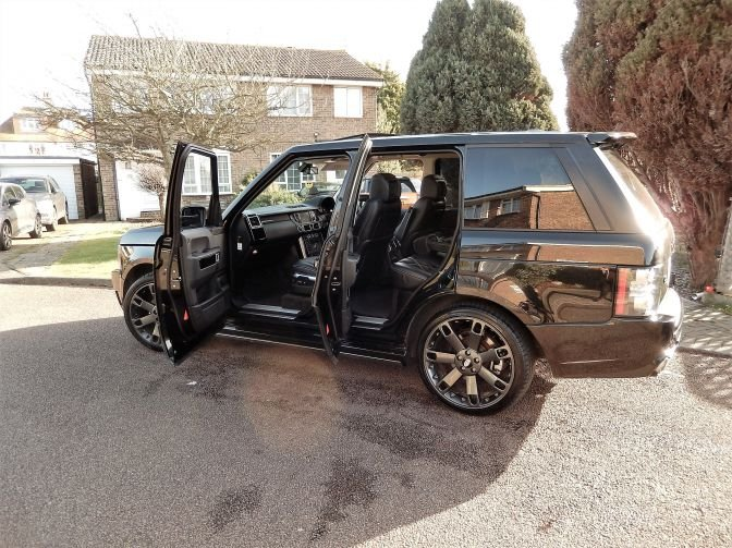 2009 RANGE ROVER TDV8 TWIN TURBO OVERFINCH  Wanted (picture 6 of 6)