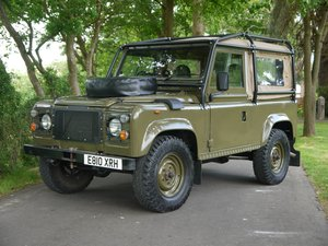 1987 Land Rover 90 Military GS 200Tdi - Summer Soft Top! For Sale