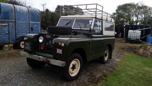 1965 Series 2a Land Rover. 2.5 petrol For Sale