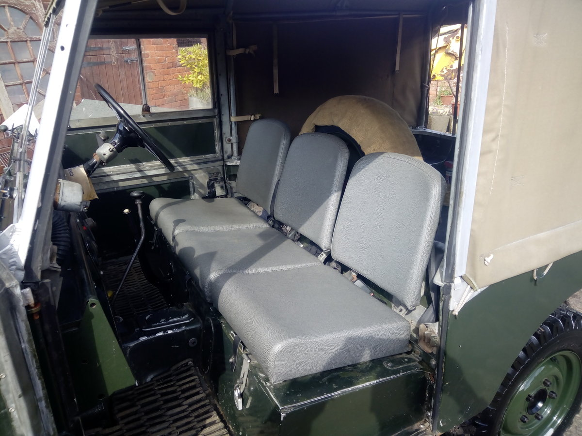 Land Rover, SERIES ONE 88