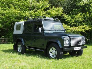 2010 Land Rover Defender 110 2.4 TDi XS Double Cab For Sale