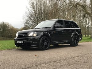 2007 Range Rover Sport by Khan Designs For Sale