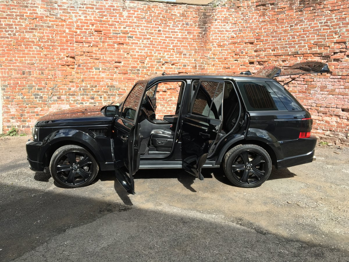 2007 Range Rover Sport by Khan Designs For Sale (picture 4 of 5)
