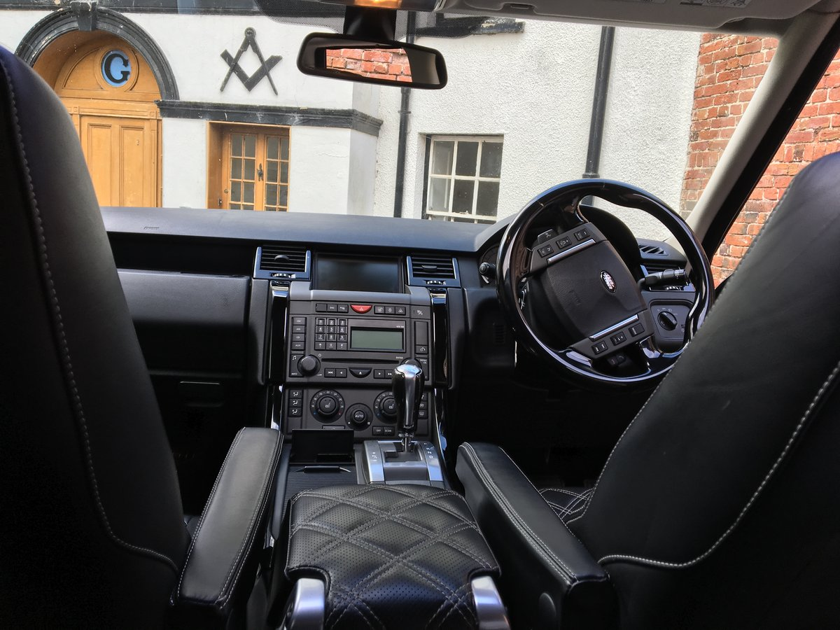 2007 Range Rover Sport by Khan Designs For Sale (picture 5 of 5)