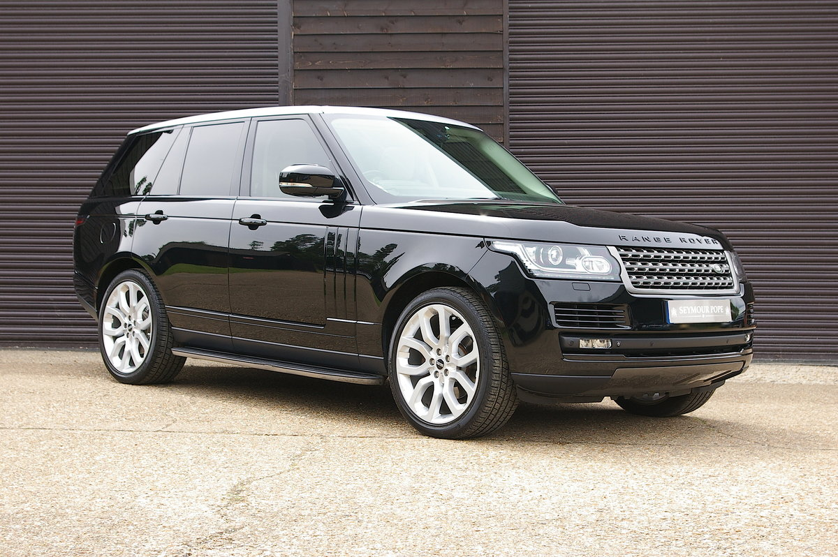 2013 Land Rover Range Rover 3.0 TDV6 Vogue Auto (88,345 miles) SOLD (picture 1 of 6)