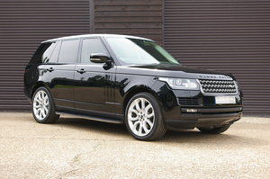2013 Land Rover Range Rover 3.0 TDV6 Vogue Auto (88,345 miles) SOLD