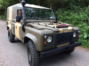 1998 Left Hand Drive 110 Defender Wolf XD For Sale