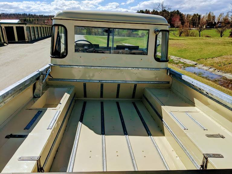 1967 Land Rover Series 2A 109 pickup truck For Sale (picture 6 of 6)