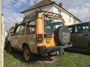 1989 Early Land Rover Discovery G603 WAC Post Launch  For Sale