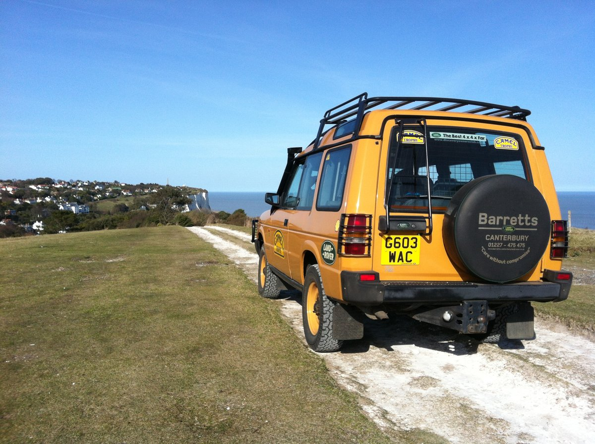 1989 Early Land Rover Discovery G603 WAC Post Launch  For Sale (picture 6 of 6)