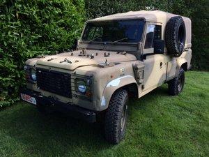 1997 Direct MoD 110 Wolf Hardtop FFR - £7,500 Plus VAT