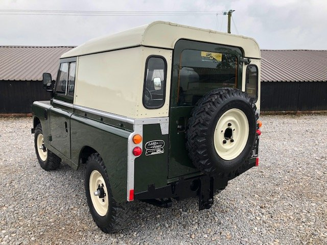 1972 Land Rover® Series 3 RESERVED For Sale (picture 3 of 6)