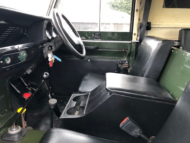 1972 Land Rover® Series 3 RESERVED For Sale (picture 5 of 6)