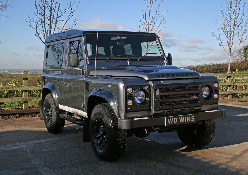 2015 LAND ROVER DEFENDER 90 XS SOLD (picture 1 of 6)