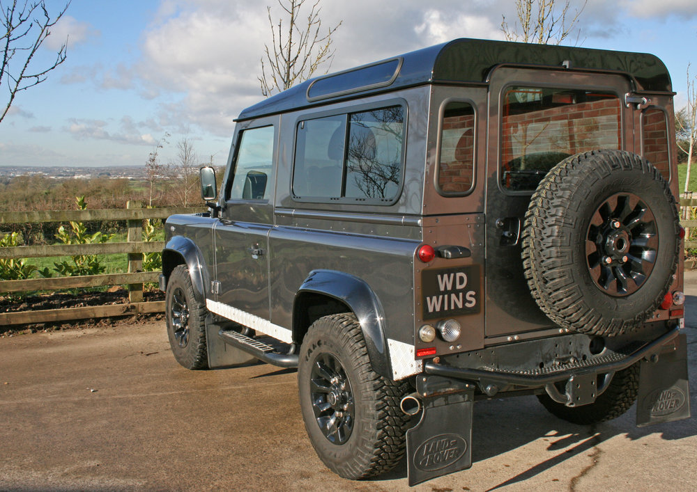 2015 LAND ROVER DEFENDER 90 XS SOLD (picture 2 of 6)