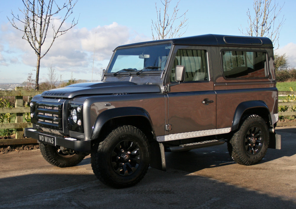 2015 LAND ROVER DEFENDER 90 XS SOLD (picture 4 of 6)