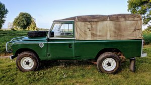 """1982 Land Rover Series 3 109"""" Pick-Up. The real thing! For Sale"""