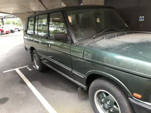 1993 Range Rover Classic LSE For Sale